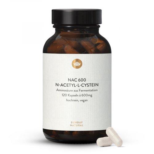 NAC 600 N-Acetyl-Cystein