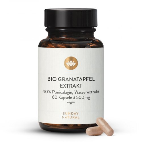 Granatapfel Extrakt Bio