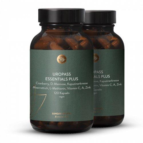 Uropass Essentials Plus