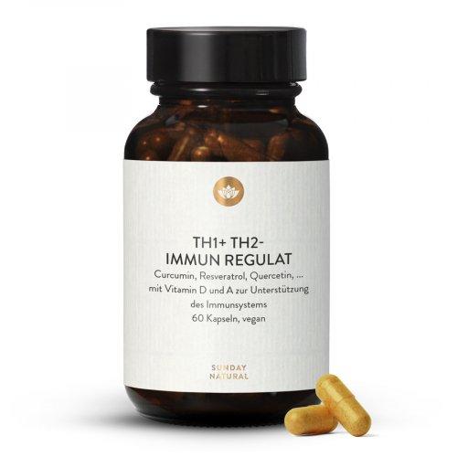 TH1- TH2+ Immun Regulat