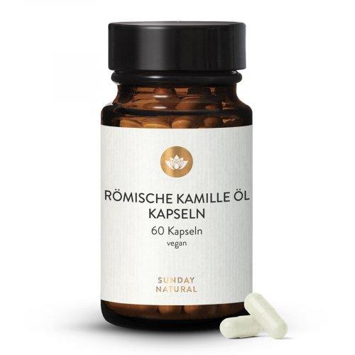 Römische Kamille Öl  Kapseln
