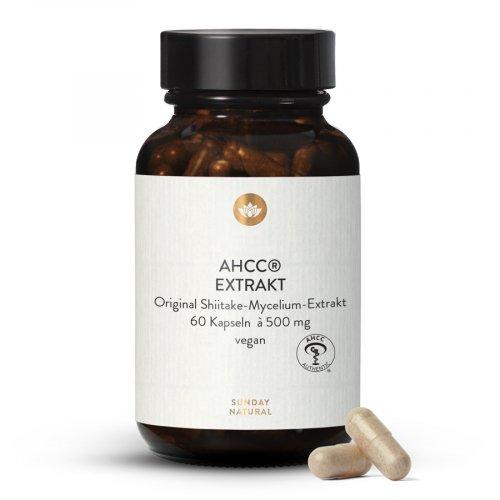 AHCC® 500mg Kapseln
