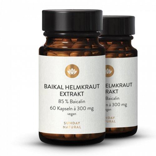 Baikal Helmkraut Extrakt Kapseln