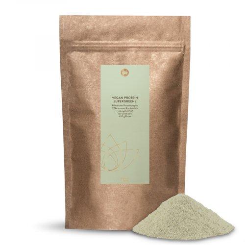 Vegan Protein Bio Supergreens