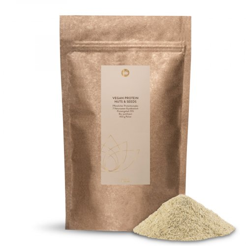 Vegan Protein Bio Nuts & Seeds