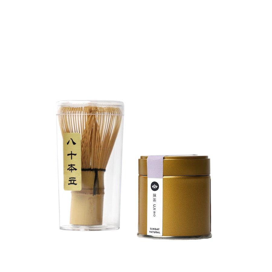 Einsteigerset Matcha Tee Bio