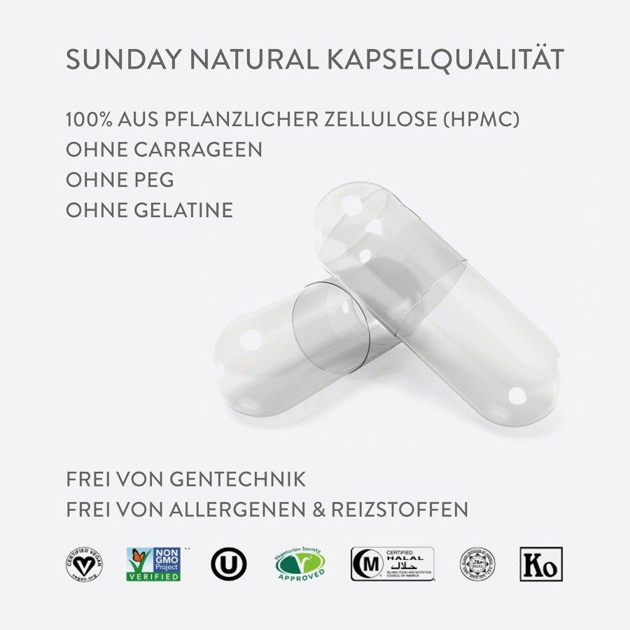 Sunday Natural Kapselhüllen